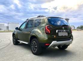 Новосибирск Duster 2018