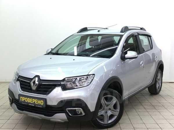 Renault Sandero, 2018 год, 839 000 руб.