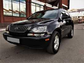 Омск Lexus RX300 1999