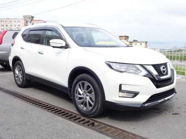 Nissan X-Trail, 2017 год, 1 320 000 руб.