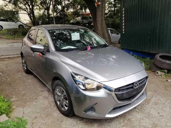 Mazda Demio, 2017 год, 627 000 руб.