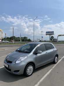 Краснодар Vitz 2009