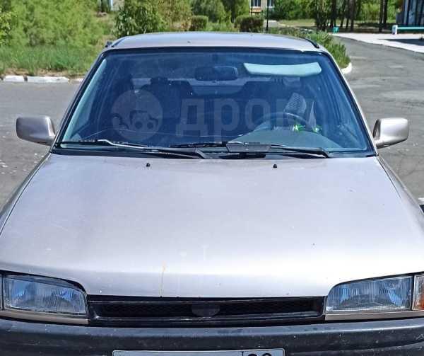 Mazda 323, 1992 год, 65 000 руб.