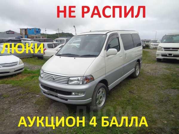 Toyota Hiace Regius, 1998 год, 555 000 руб.