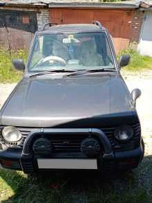 Новосибирск Pajero Mini 1996