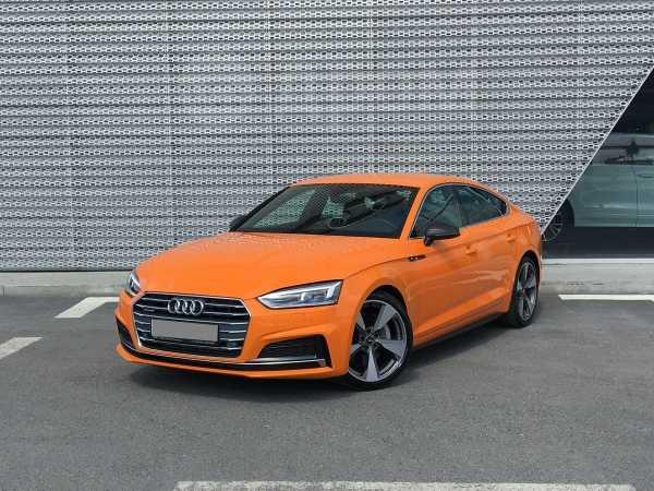 Audi A5, 2019 год, 3 353 600 руб.