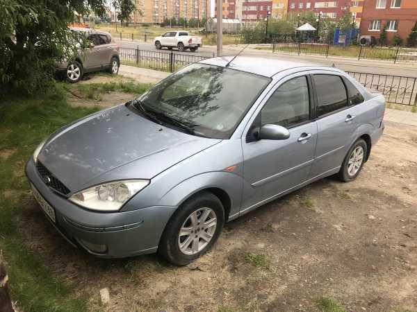 Ford Focus, 2005 год, 170 000 руб.