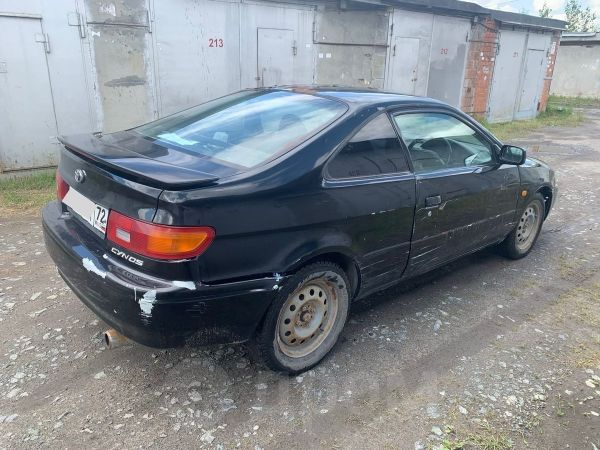 Toyota Cynos, 1998 год, 125 000 руб.