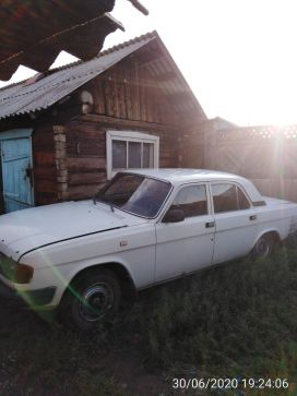 Бичура 31029 Волга 1994