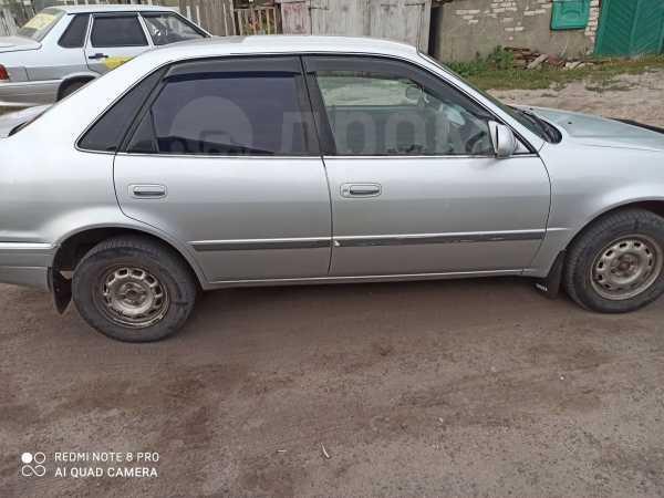 Toyota Sprinter, 1997 год, 173 000 руб.