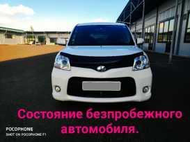 Красноярск Toyota Sienta 2014