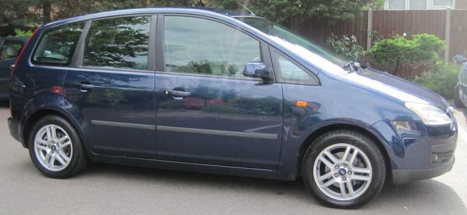 Ford C-MAX, 2004 год, 110 000 руб.