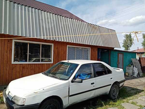 Peugeot 405, 1993 год, 55 000 руб.