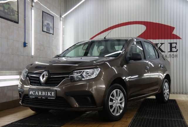 Renault Logan, 2018 год, 469 000 руб.