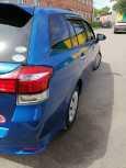 Toyota Corolla Fielder, 2015 год, 784 000 руб.