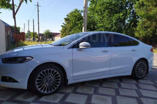 Ford Mondeo, 2016 год, 1 250 000 руб.