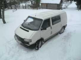 Шексна Transporter 1997