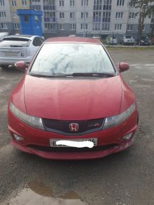 Екатеринбург Civic Type R 2007