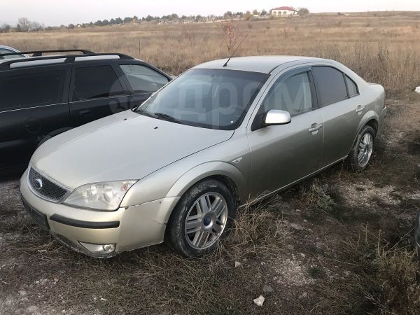 Ford Mondeo, 2003 год, 125 000 руб.