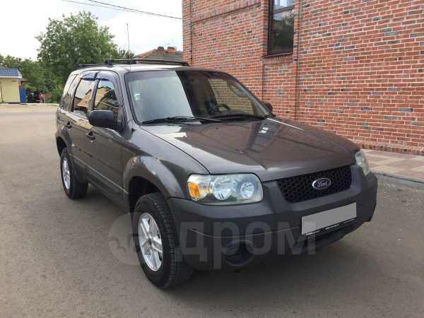 Ford Escape, 2005 год, 417 000 руб.