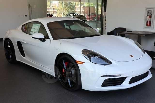 Porsche Cayman, 2018 год, 4 330 000 руб.