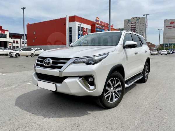 Toyota Fortuner, 2017 год, 2 165 000 руб.