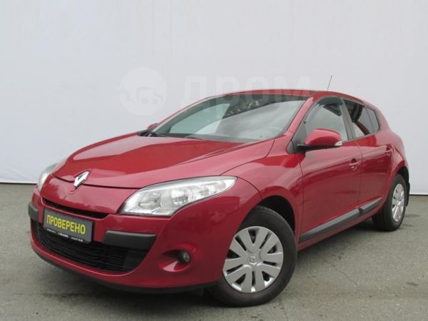 Renault Megane, 2012 год, 439 000 руб.