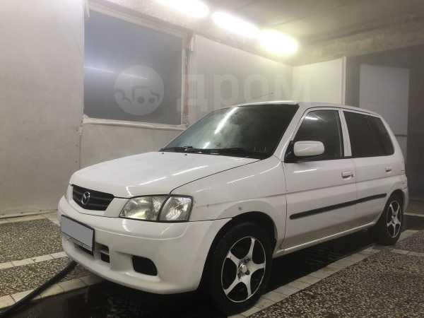 Mazda Demio, 2001 год, 115 000 руб.