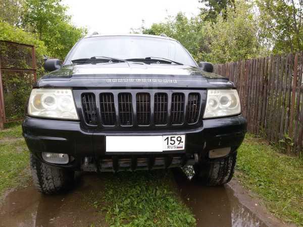 Jeep Grand Cherokee, 1999 год, 280 000 руб.