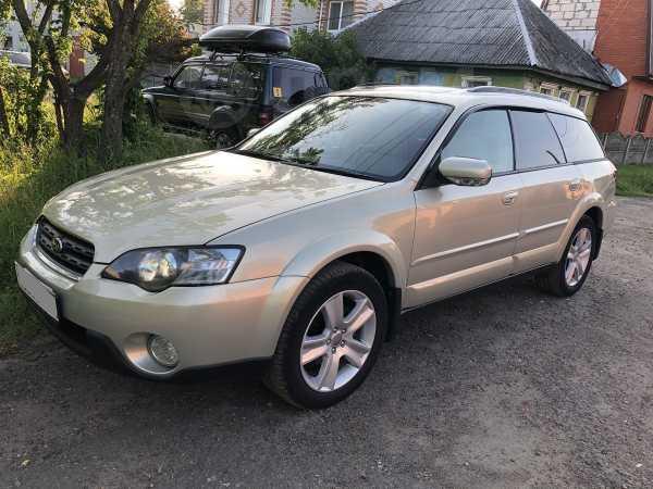 Subaru Outback, 2003 год, 479 000 руб.