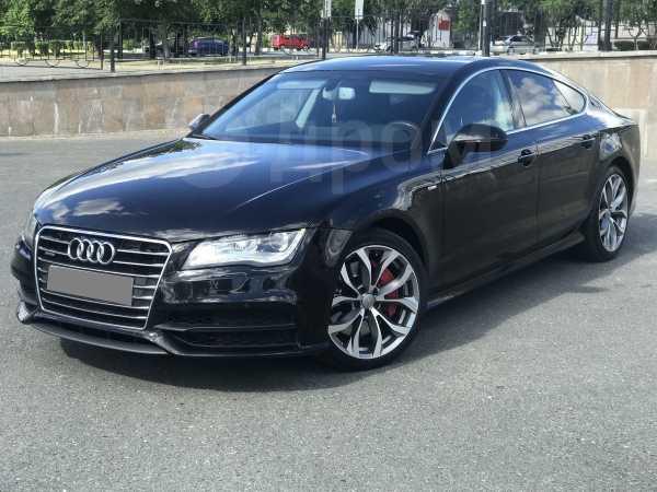 Audi A7, 2012 год, 1 300 000 руб.