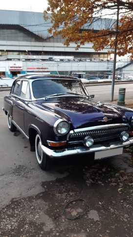 Москва 21 Волга 1966