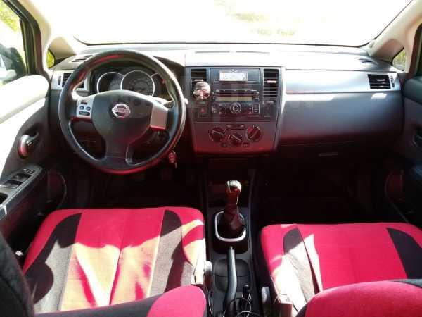 Nissan Tiida, 2007 год, 290 000 руб.