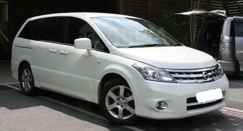Nissan Presage, 2008 год, 730 000 руб.
