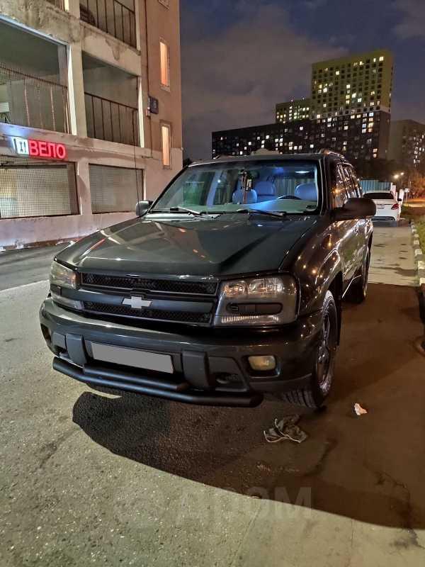 Chevrolet TrailBlazer, 2007 год, 420 000 руб.