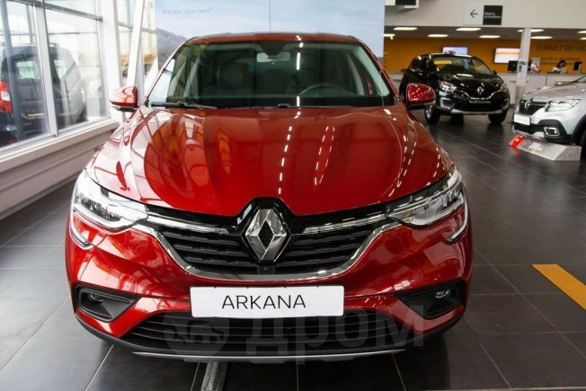 Renault Arkana, 2020 год, 1 372 000 руб.