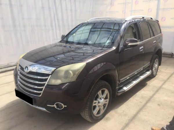 Great Wall Hover H3, 2014 год, 640 000 руб.