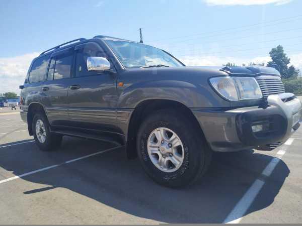 Toyota Land Cruiser, 1998 год, 830 000 руб.