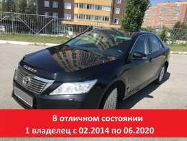 Новосибирск Camry 2014