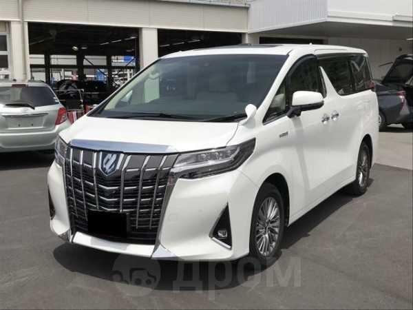 Toyota Alphard, 2019 год, 1 688 000 руб.