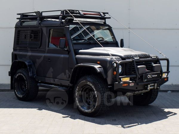 Land Rover Defender, 2007 год, 1 630 000 руб.