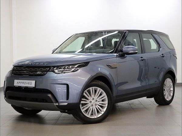 Land Rover Discovery, 2020 год, 4 898 000 руб.