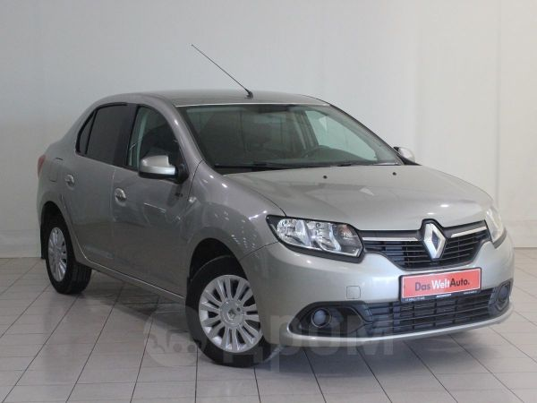 Renault Logan, 2016 год, 583 000 руб.
