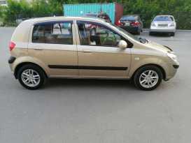 Новосибирск Hyundai Getz 2008