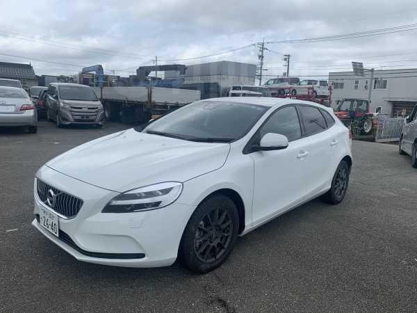 Volvo V40, 2018 год, 1 280 000 руб.