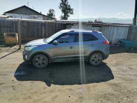 Кызыл Hyundai Creta 2018