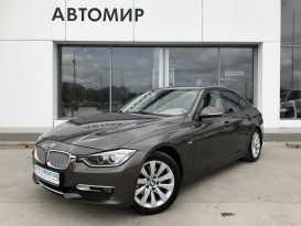 Новосибирск BMW 3-Series 2012
