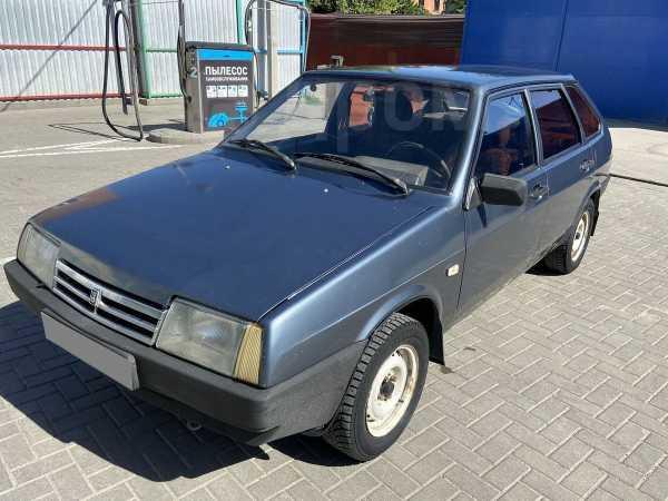 Лада 2109, 2002 год, 60 000 руб.