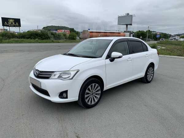 Toyota Corolla Axio, 2012 год, 590 000 руб.