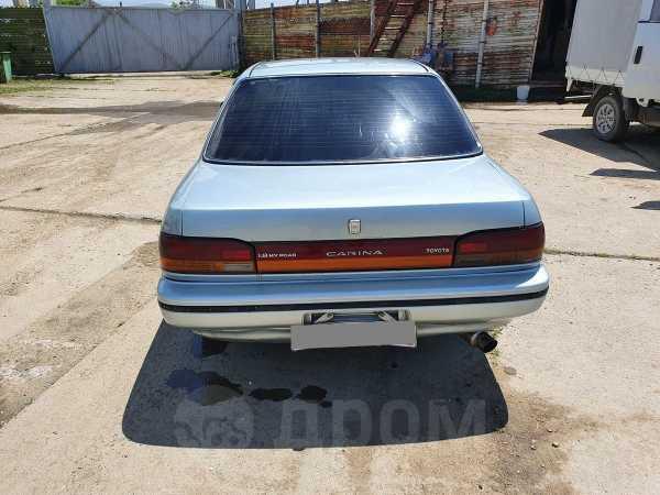 Toyota Carina, 1991 год, 95 000 руб.